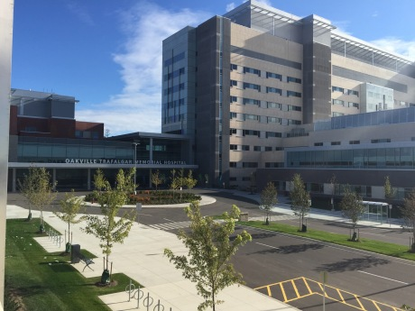 PATIENT & FAMILY FRIENDLY:  The new hospital was designed to meet the holistic needs of a patient's mind, body and spirit.