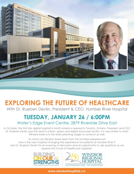 POSTER - Future of healthcare